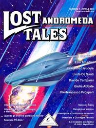 Lost Tales: Andromeda n°1 - Librerie.coop