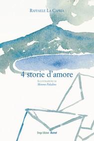 Quattro storie d'amore - copertina