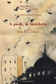 A piedi, in bicicletta - copertina