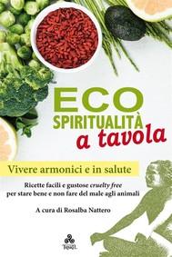 Ecospiritualità a tavola - copertina
