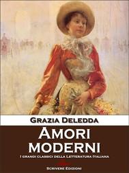 Amori moderni - copertina
