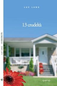 13 crudeltà - copertina