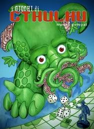 I giochi di Cthulhu - copertina