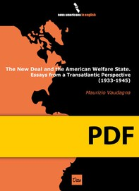 The New Deal and the American Welfare State. Essays from a Transatlantic Perspective (1933-1945) - Librerie.coop