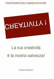 Creativity - copertina