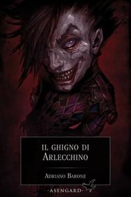 Il ghigno di Arlecchino - copertina