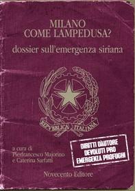 Milano come Lampedusa? - Librerie.coop