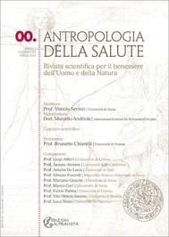 Antropologia della salute - numero 0 - copertina