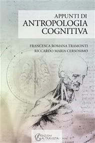 Appunti di antropologia cognitiva - copertina