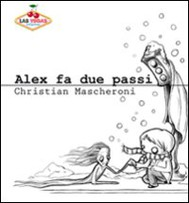 Alex fa due passi - copertina