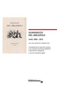 Almanacco del Bibliofilo - copertina