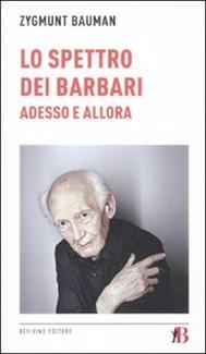 Lo Spettro Dei Barbari - copertina