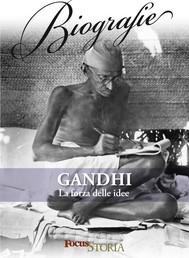 Gandhi. La forza delle idee - copertina