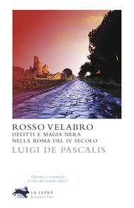 Rosso Velabro - copertina