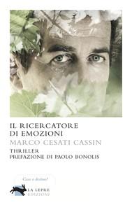 Il ricercatore di emozioni - copertina