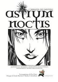 Astrum Noctis - graphic Novel - copertina