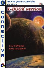 Antiche Guerre Cosmiche - copertina