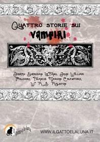Quattro storie sui vampiri - Librerie.coop