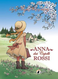 Anna dai Capelli Rossi, vol. 1 - copertina