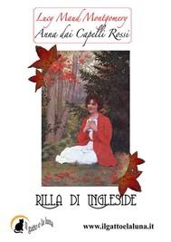 Anna dai Capelli Rossi - Rilla di Ingleside - copertina