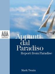 Appunti dal Paradiso - copertina