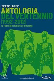 Antologia del ventennio (1992-2012) - copertina