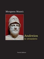 Andreios lo straniero - copertina