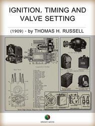 Ignition, Timing And Valve Setting - copertina