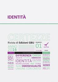 Identità - copertina
