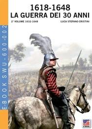 1618-1648 La guerra dei 30 anni - 2° Vol - copertina