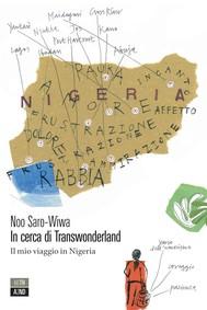 In cerca di Transwonderland - copertina