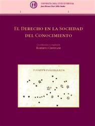 El Derecho en la Sociedad del conocimiento  - copertina