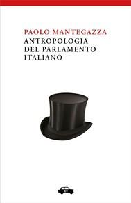 Antropologia del Parlamento Italiano - copertina