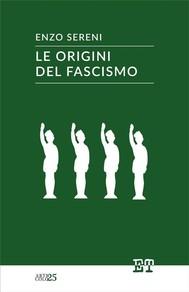 Le origini del fascismo - copertina