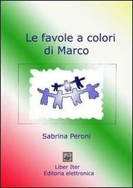 Le favole di Marco - copertina