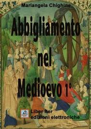 Abbigliamento nel Medioevo I - copertina