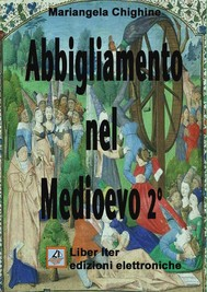 Abbigliamento nel Medioevo II - copertina