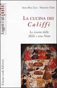 La cucina dei Califfi - copertina