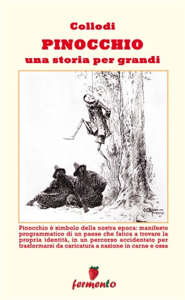 pinocchio una storia per grandi collodi ebook bookrepublic