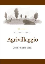 Agrivillaggio - copertina