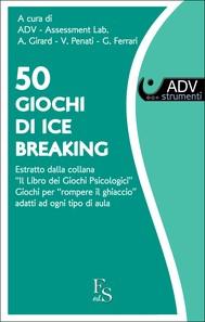 50 Giochi di Ice Breaking - copertina