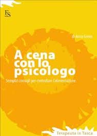 A cena con lo psicologo - copertina