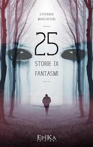 25 storie di fantasmi - copertina