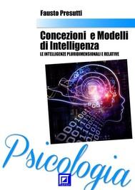 Concezioni e Modelli d'Intelligenza - copertina