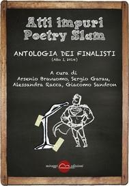 Atti Impuri Poetry Slam - copertina