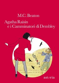 Agatha Raisin e i camminatori di Dembley - copertina