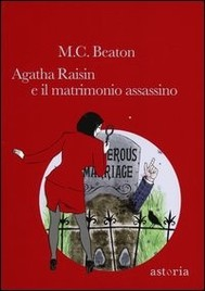 Agatha Raisin e il matrimonio assassino - copertina