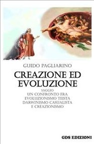Creazione ed evoluzione - copertina