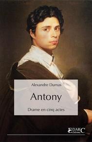 Antony - copertina
