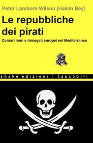 Le repubbliche dei pirati - copertina